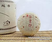 """Китайский чёрный чай - Шу пуэр """"Большая дыня"""", 2016 год"""
