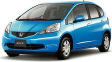 Защита двигателя Honda Jazz (с 2013--)