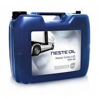 Масло моторное минеральное Neste Turbo LXE 15W-40 20л.