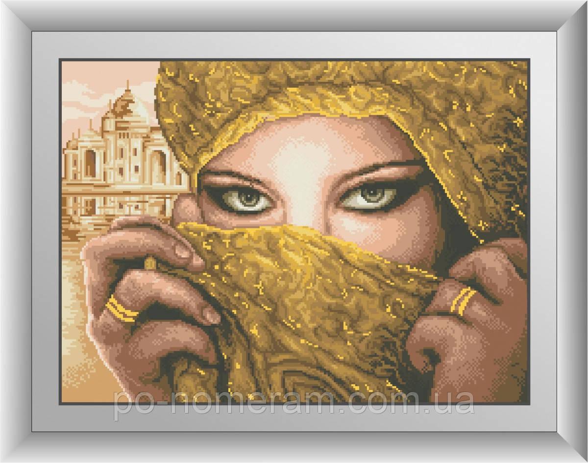 Набор алмазная вышивка Dream Art Шахерезада (квадратные камни, полная зашивка) (DA-30528) 44 х 60 см (Без подрамника)