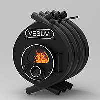 """Булерьян канадская печь VESUVI """"Classic 01"""" 200 м3 (стекло или защитный декор кожух)"""