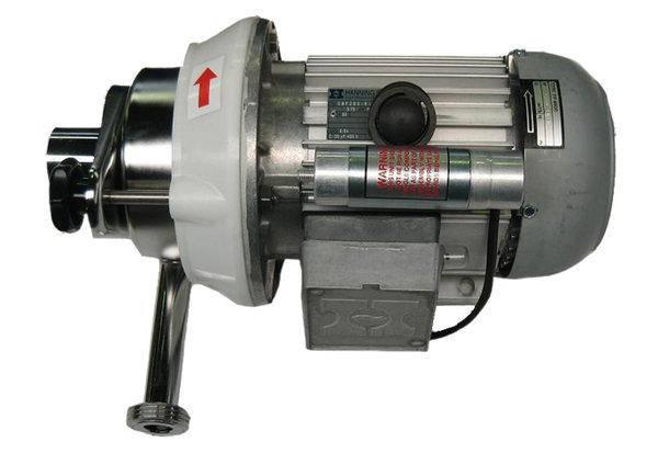 Насос молочный FP4100 с патрубком напорной линии Ø 32мм, 3ф 0,55 кВт, фото 2