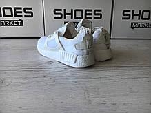 Мужские кроссовки Adidas NMD XR1 Primeknit White BB1967, Адидас НМД, фото 2