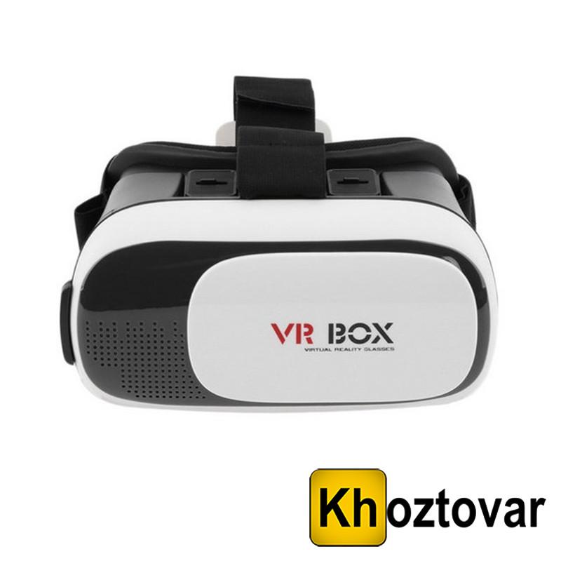Очки виртуальной реальности VR Box   Шлем виртуальной реальности
