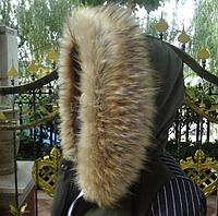 Женский меховой воротник. Модель 61534, фото 4