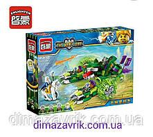 """Конструктор Brick 2312 The War of Glory """"Колесница Сириуса"""" 392 детали"""