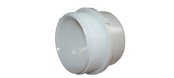 Муфта-переходник PVC