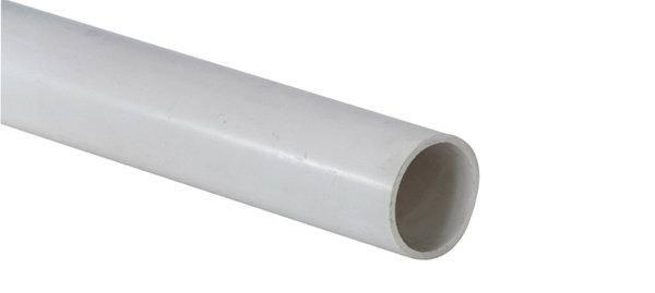 """Труба PVC 3"""" х 89мм Ø внешн. x 3м, фото 2"""