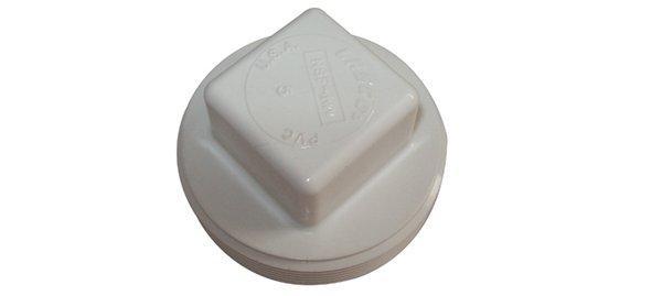 """Пробка 2"""" для KVL440, PVC"""