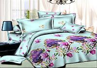 Комплект постельного белья семейный ранфорс 100% хлопок. (арт.7915)