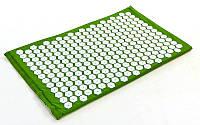 Коврик массажн.(Acupressure mat) Ипликатор Кузнецова 188-87 (р-р 80x50x2см, уп.пак)