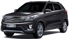 Защита двигателя Hyundai Creta \ IX25 (c 2014--)