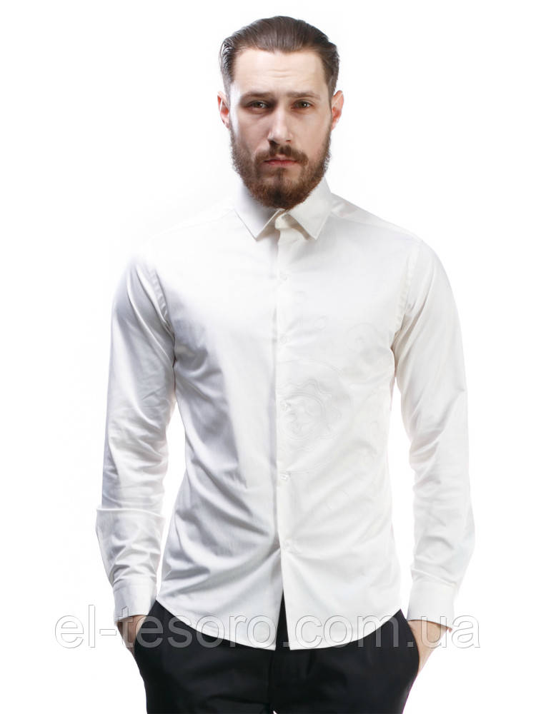 Рубашка Maksymiv S-102 2XL Белый