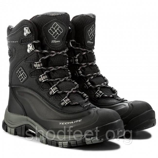Мужские ботинки Columbia Bugaboot Plus Omni-Heat Michelin BM2745-010