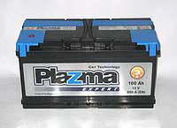 Акумулятор стартерний Plazma Expert 6СТ-100