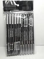 Карандаш  (1599)  МАС Eye lip liner pensil ( черный ) ПОШТУЧНО