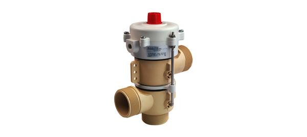Сливной клапан с вакуумным приводом DN40