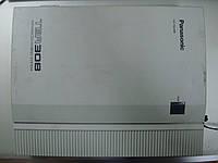 ATC Panasonic KX-TEA308UA 3 внешних и 8 внутренних линий (нерасширяемая)