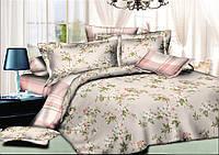Комплект постельного белья семейный ранфорс 100% хлопок. (арт.7922)