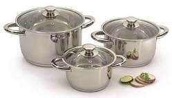 Набор посуды из 6 предметов BergHOFF Vision prima 1106010