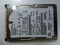"HDD Hitachi 40GB IDE ATA 2.5"" HEJ421040G9AT00 - №2172"