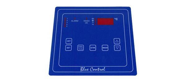 Плёнка дисплея регулятора Blue Control, фото 2
