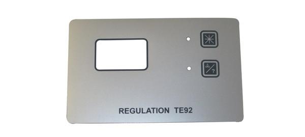 Плёнка дисплея регулятора TE-92 для DeLaval