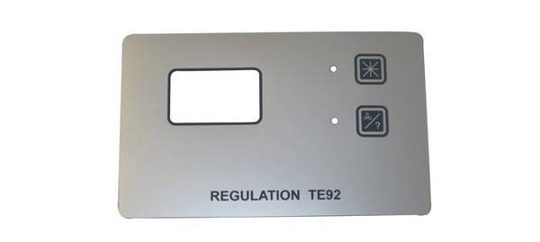 Плёнка дисплея регулятора TE-92 для DeLaval, фото 2