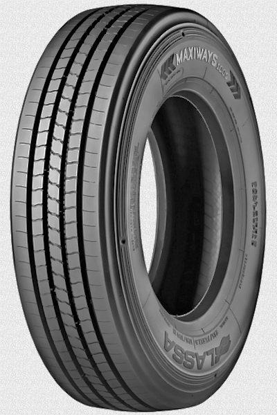 Lassa Maxiways 100S шина 235/75R17.5 132M, грузовые шины на рулевую ось