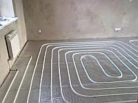 Монтаж теплих підлог