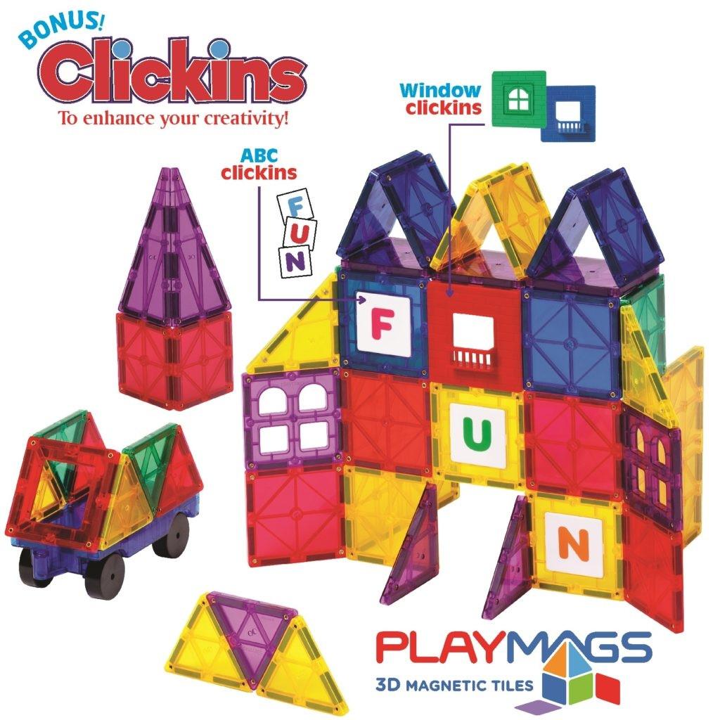 Детский магнитный набор Playmags PM151