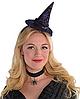 Фирменный обруч шляпка ведьмы украшение на Хэллоуин