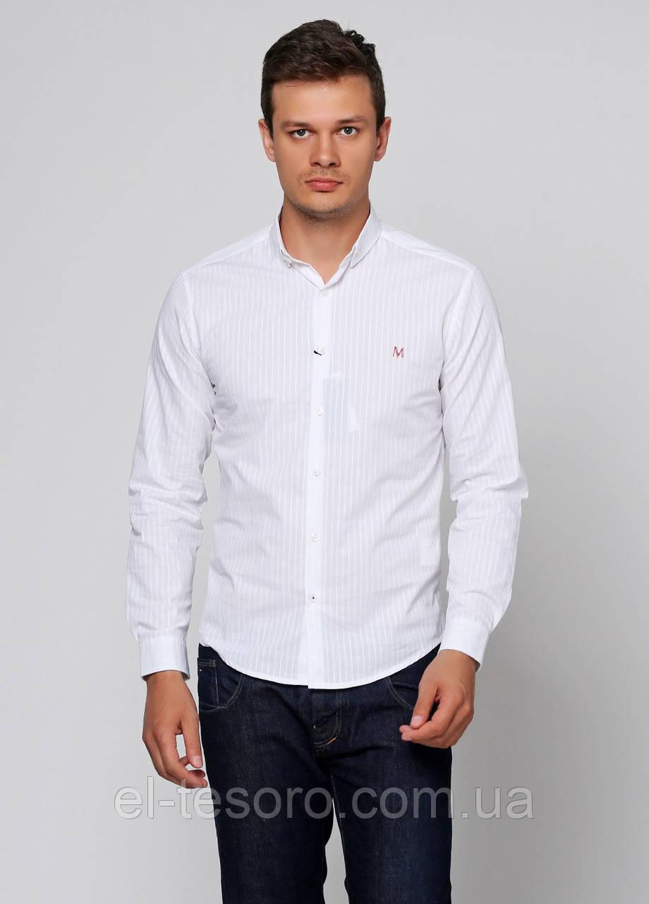 Рубашка Maksymiv S-119-17 M Белый
