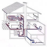 Теплотехнічні розрахунки систем опалення