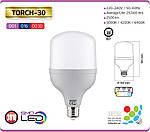 Высокомощная LED лампа TORCH-30 30W 6400K E27, фото 2