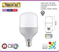 Высокомощная LED лампа TORCH-30 30W 6400K E27