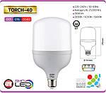 Высокомощная LED лампа TORCH-40 40W 6400K E27, фото 2