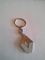 Брелок для ключей металлический оригинальный марка авто рено Reno