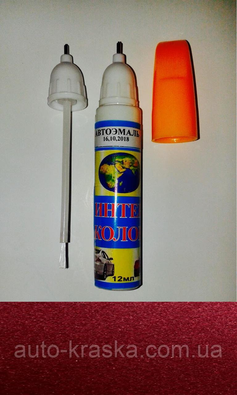 """""""2 в 1"""" 132 Вишня. Реставрационный карандаш-маркер."""