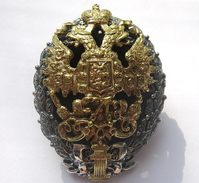 Нагрудный знак выпусников Императорского Александровского лицея в Царском Селе