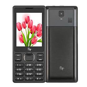 Кнопочный мобильный телефон Fly FF282 Black