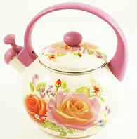 Чайник с свистком Rossner TW4320
