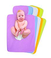 Клеенка-пеленка для пеленания с подушечкой