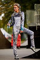 Женский велюровый костюм, фото 1