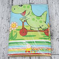Набор постельного белья  в детскую кроватку 3 предмета