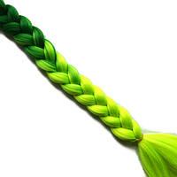 Косички из канекалона-искусственные волосы из канекалона, боксерские косички, boxer braids- Омбре №29
