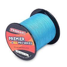 Плетеный шнур для рыбалки PROBEROS 500 м
