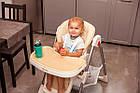 Кресло для кормления Lionelo Linn Plus Grey, фото 9