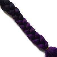 Канекалон цветной омбре-искусственные волосы из канекалона, боксерские косички, boxer braids-Омбре11