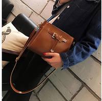 Стильная женская сумка мешок
